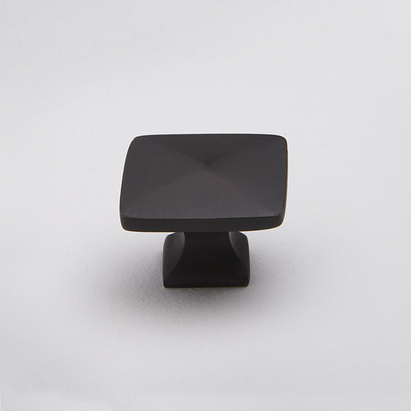 Bronte door knob in oil rubbed bronze