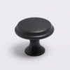 Halifax Knob - Carbon Black