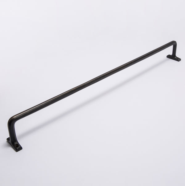 Henley 600mm Rail - Scorched Black