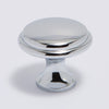 Halifax Knob - Polished Chrome
