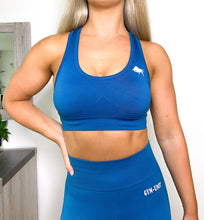 Load image into Gallery viewer, Freedom Sport Bra / Azure Blue