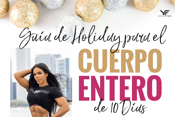 10 Day Total Body Holiday Guide (Spanish)