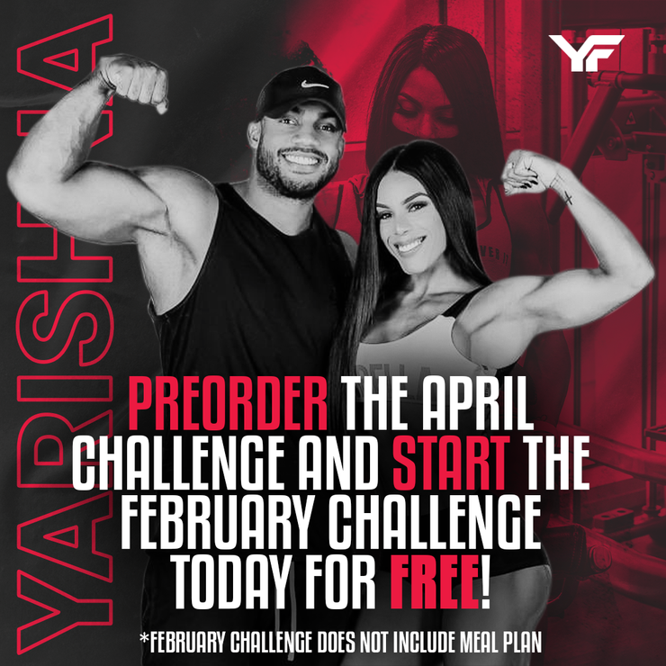 April Challenge Bundle *includes access to February Challenge* (English)