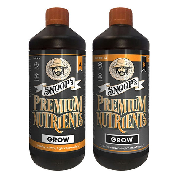 Snoops Nutrients - Grow (Coming Soon)