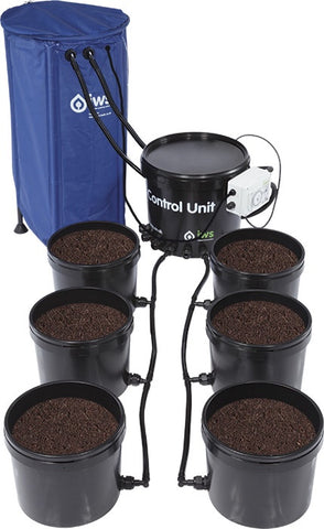 IWS 25 Litre Standard System with Flexi Tank - Flood and Drain