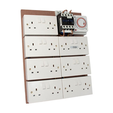 The 12-Way Contactor Board (Coming Soon)