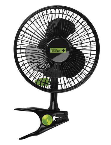 "Garden HighPro 8"" Clip Fan 7.5 Watt"