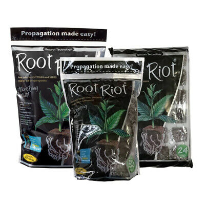 Root Riot Refill Pack - Growth Technology