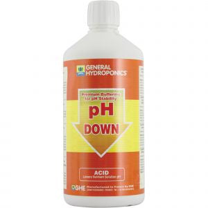 TA pH Down 1L (GHE)