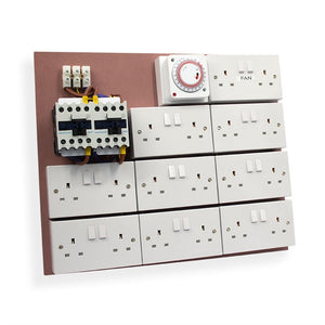 The 16-Way Contactor Board