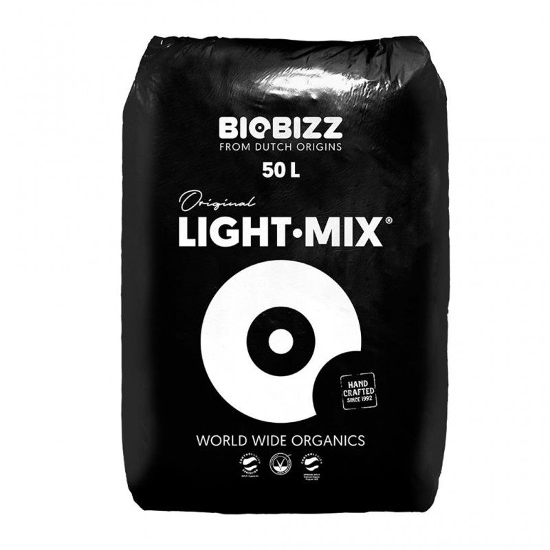 Light-Mix Potting Soil - Biobizz