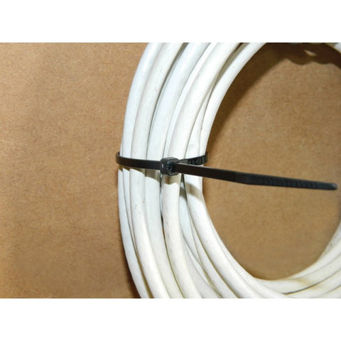 "10cm (4"") Cable Ties x100"