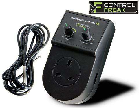 Intelligent Fan Controller 5A - Control Freak