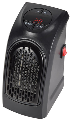 400 Watt Compact Plug-in Wall Heater