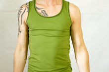 Load image into Gallery viewer, Mens vest yoga top