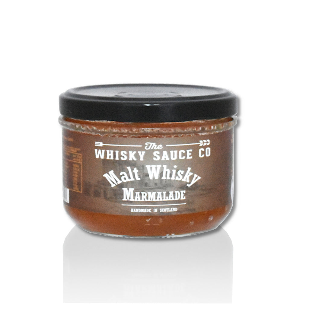 Jar of whisky marmalade