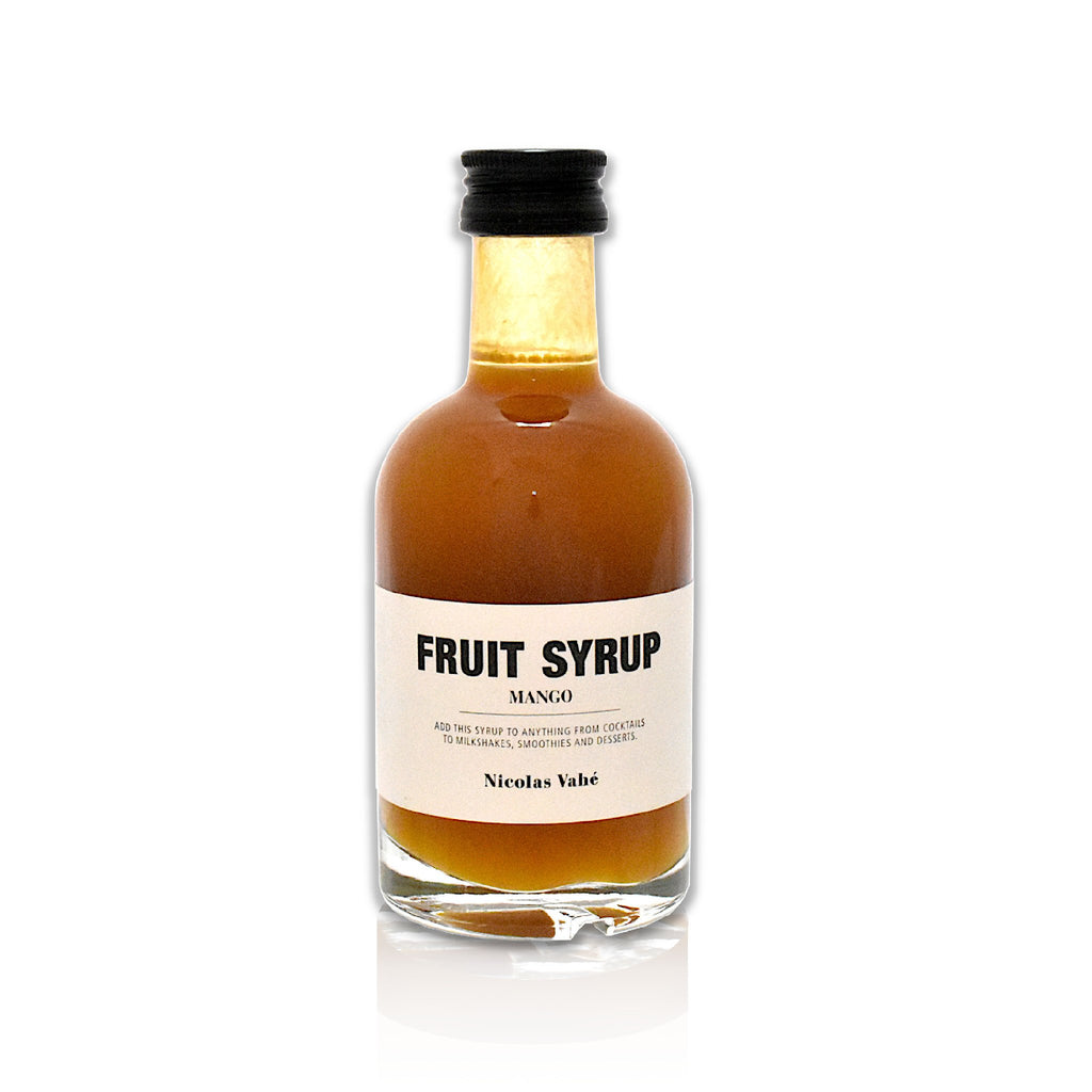bottle of mango fruit syrup 200ml