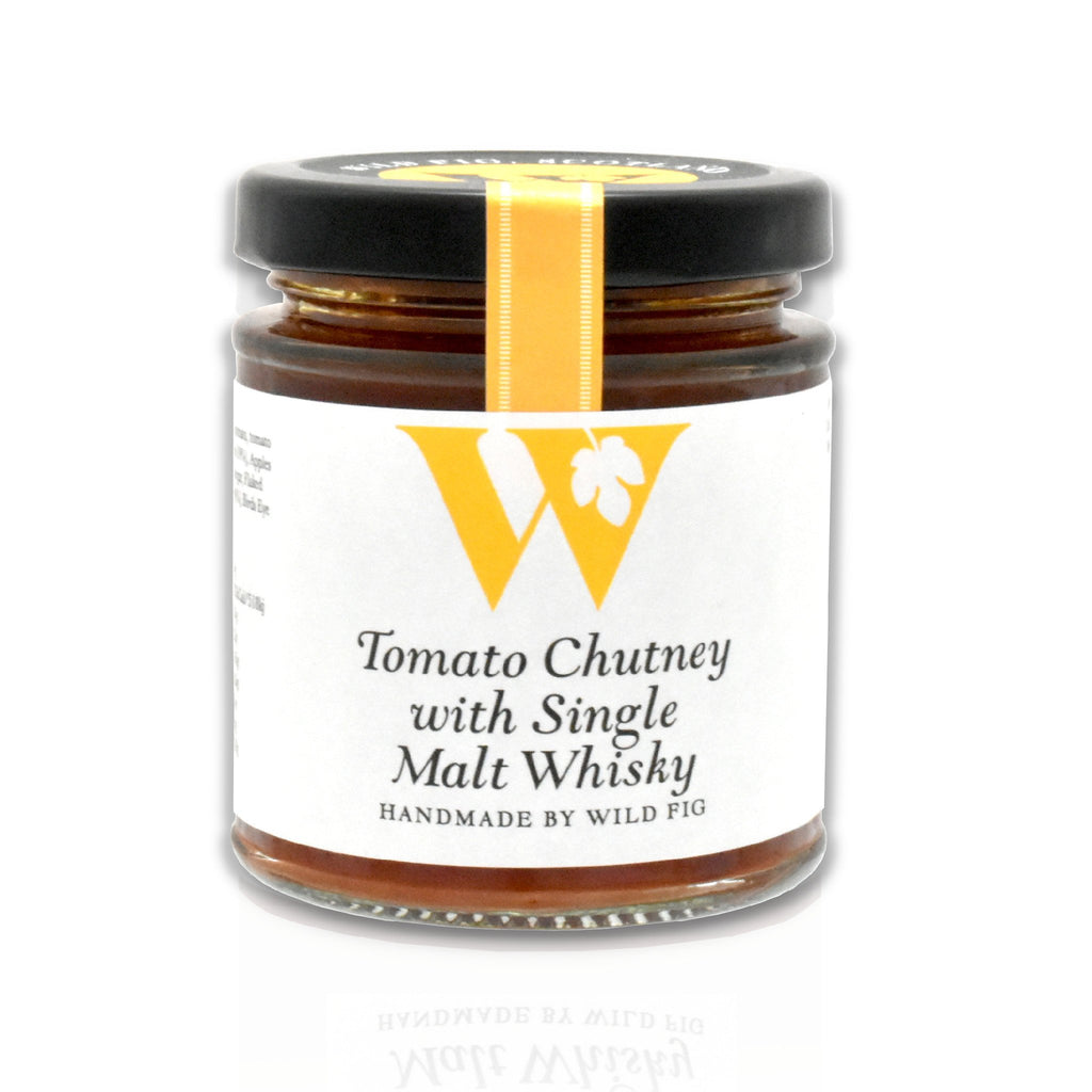 Jar of Tomato and Whisky Chutney