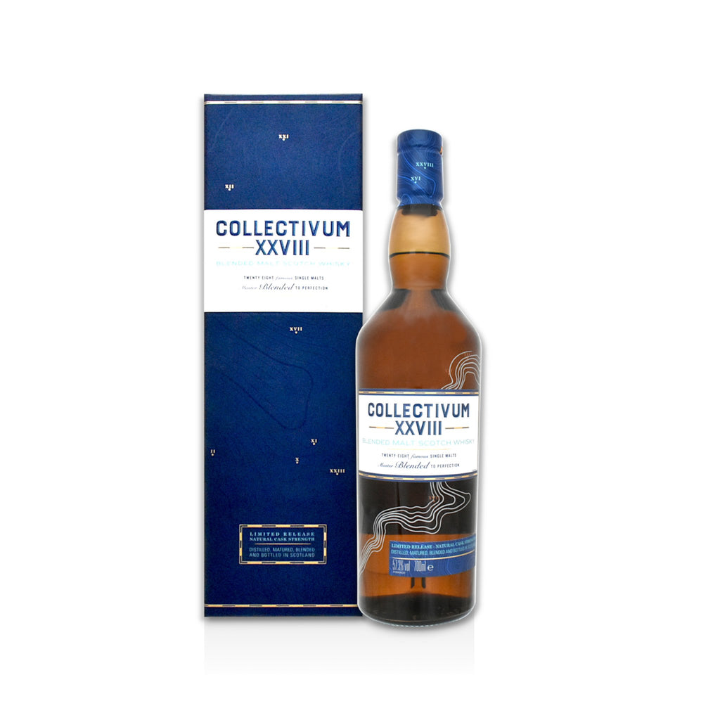 70cl bottle of Collectivum XXV11 Scotch whisky