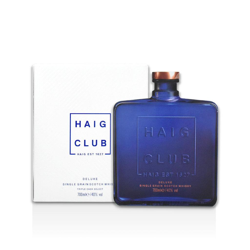 70cl bottle of Haig Club Scotch whisky