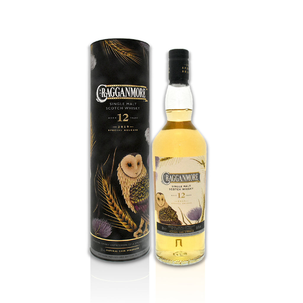 Bottle of Cragganmore 12 year old, 70cl
