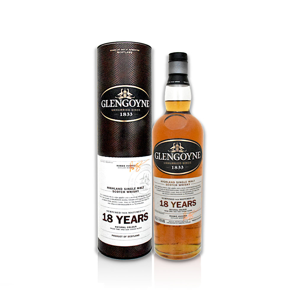 Bottle of Glengoyne 18 year old, 70cl
