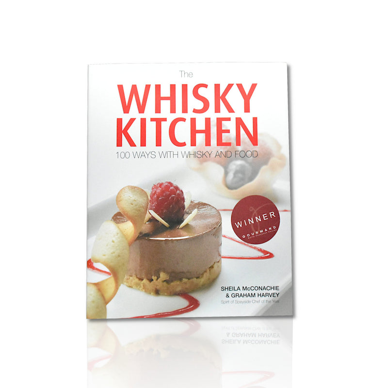 The whisky kitchen recipe book