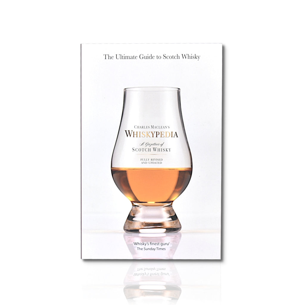 Whiskypedia book