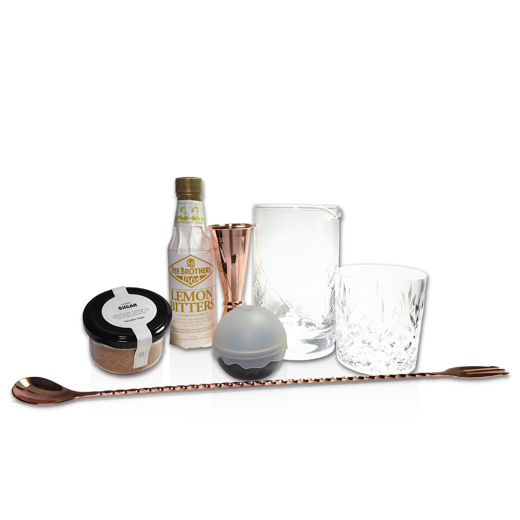 Old Fashioned Whisky Cocktail Kit