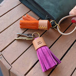Load image into Gallery viewer, Tassel Key Chains