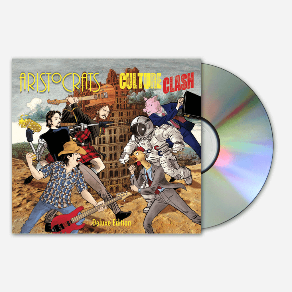 Culture Clash Deluxe Edition CD & DVD