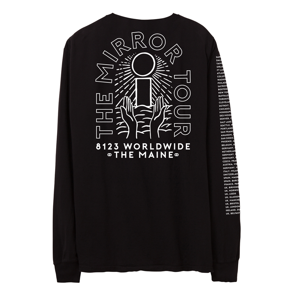 The Mirror Tour Long Sleeve T-Shirt