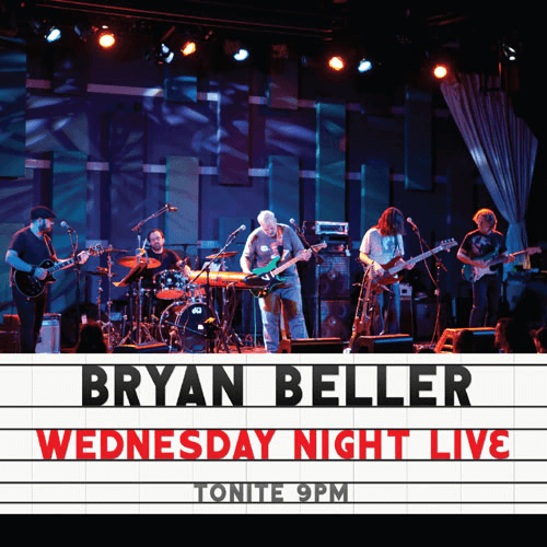 Wednesday Night Live CD