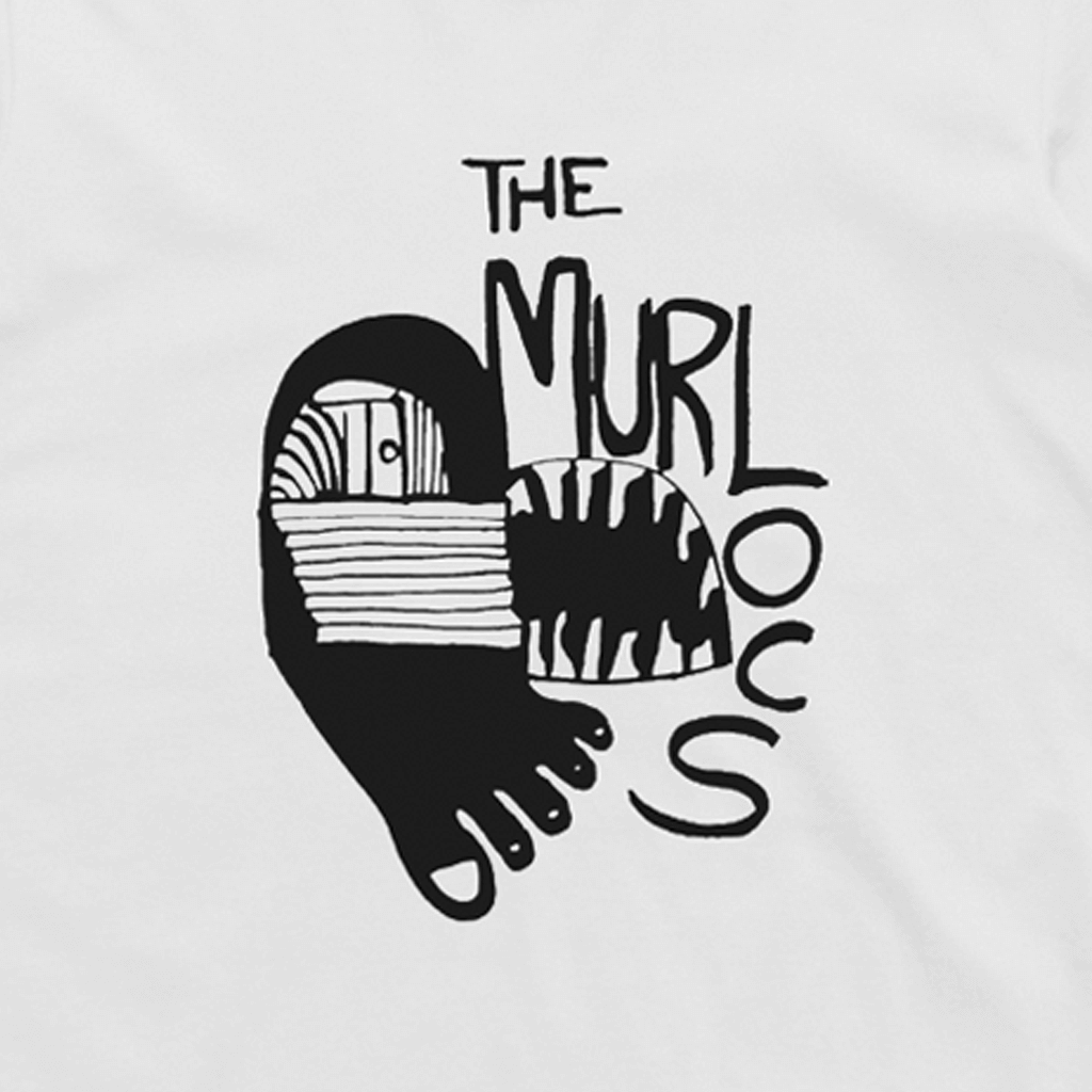 Foot In Mouth White T-Shirt
