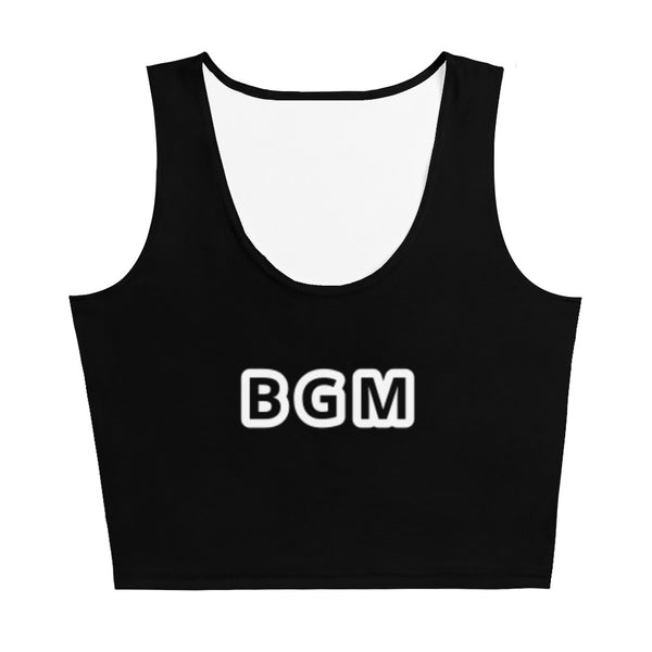 Crop Tee - Blackgirlmathematics