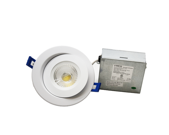 LED Gimbal Recessed Light 4