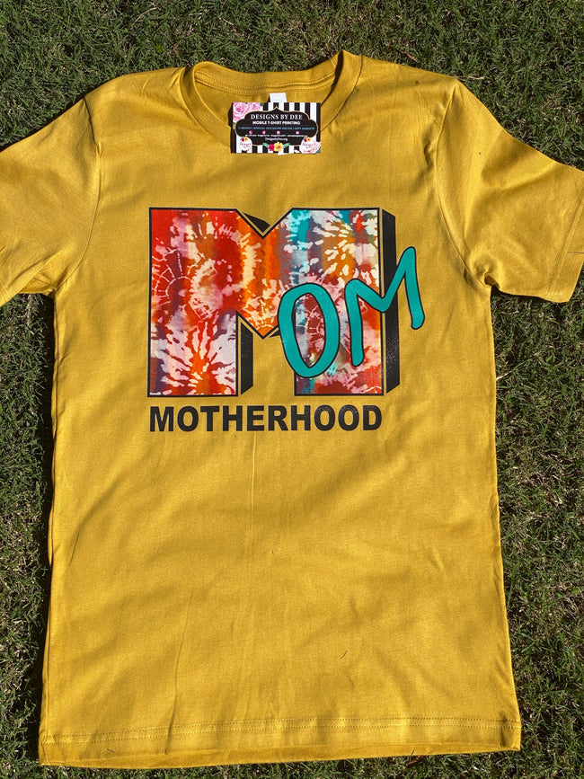 MTV MOM MOTHERHOOD FALL TEE