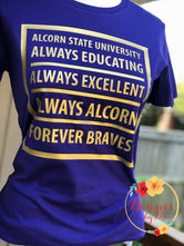 Always Alcorn- Always Excellent