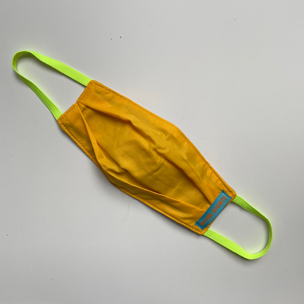 Reusable Face Mask - YELLOW