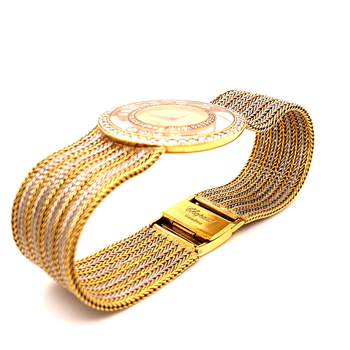 Chopard Ladies Happy Diamond Collection Wristwatch