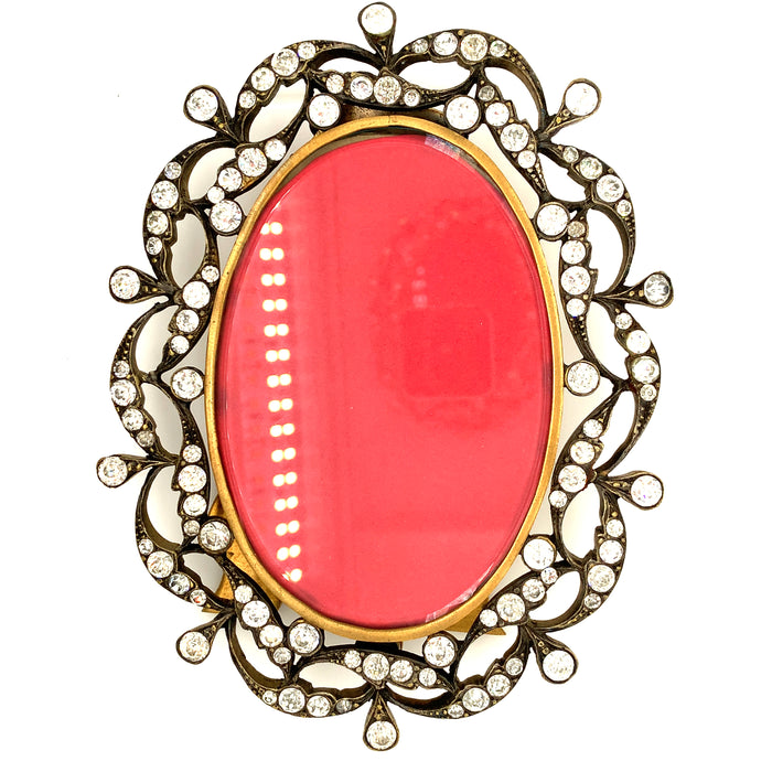 Edwardian Ornate Paste Frame