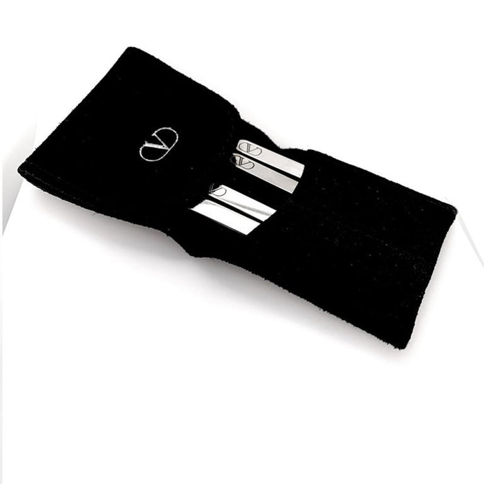 Valentino Set of Four Collar Stays