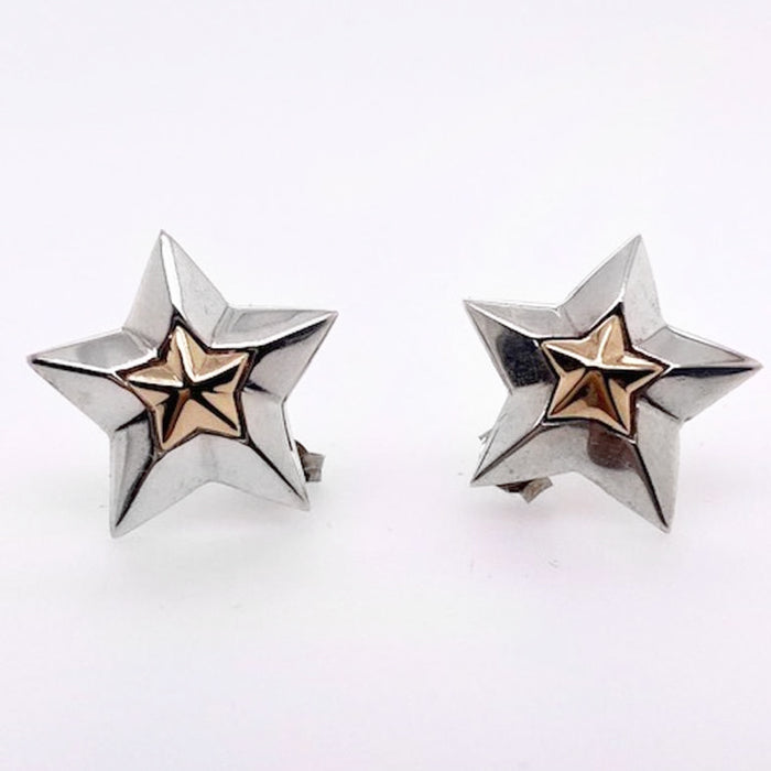 Tiffany & Co. Star Stud Earrings