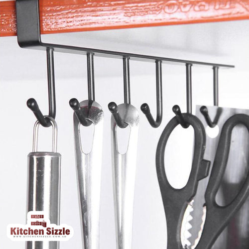 Kitchen Iron Strong Hanger - Free of Punch Storage Shelf Hanging  - 1 Piece freeshipping - Kitchen Sizzle