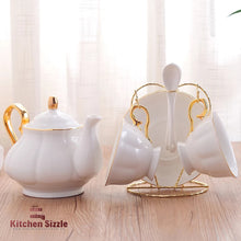Load image into Gallery viewer, European Royal Coffee Set freeshipping - Kitchen Sizzle