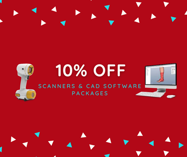 End of Year Savings on Scanners & CAD Software