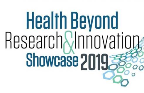 Health Beyond Research & Innovation Showcase 2019
