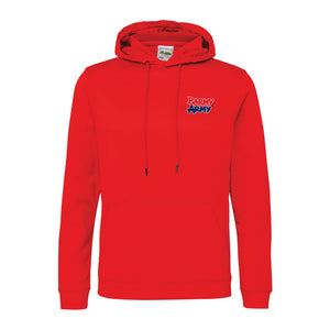 Barmy Army Polyester Hoodie