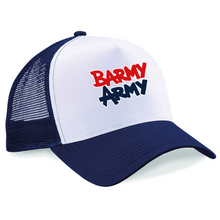 Load image into Gallery viewer, Barmy Army Cap