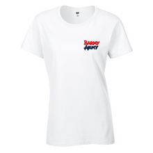 Load image into Gallery viewer, Barmy Army Women's Supporters Tee